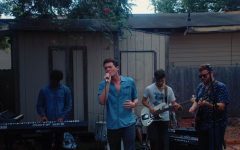 Navigation to Story: Loyola senior raises funds to get his EP played on the radio