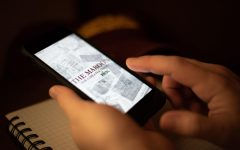 Navigation to Story: The Maroon launches mobile news app