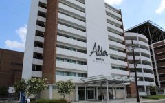 Navigation to Story: Upperclassmen who were denied on-campus living can apply for housing at the Alder Hotel