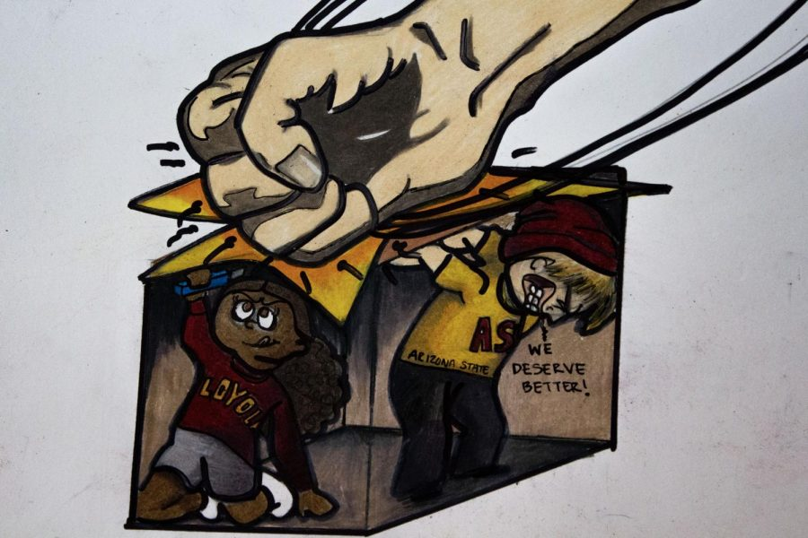 Editorial: Loyola students deserve better