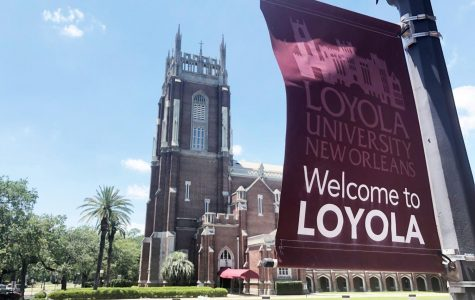Loyola reported 781 incoming freshman, close to  last year's numbers over 800. The university still lacks a balanced budget, according to Sarah Kelly, senior vice president of enrollment. File photo