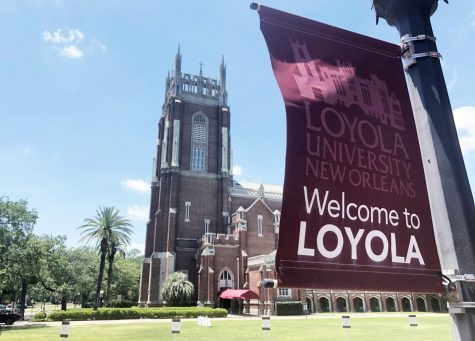 Loyola reported 781 incoming freshman, close to  last year