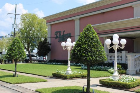 The Balcony Ballroom in Metairie has been hosting weddings throughout COVID-19. The wedding venue gave out NDAs to photographers in an attempt to stop wedding photos from being posted on social media. Photo credit: Gabriella Killett
