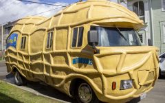 Navigation to Story: The Planters NUTmobile shells out smiles in NOLA