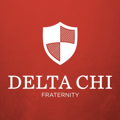 Delta Chi tabled on Loyola's campus as a new student organization this spring semester. Delta Chi Fraternity is actively recruiting new members. Courtesy of Delta Chi.
