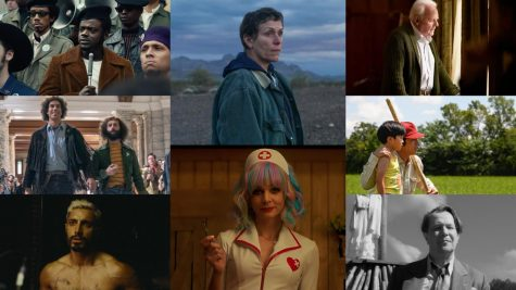 (Clockwise from top left) Courtesy of Warner Bros. Pictures, Searchlight Pictures, Sony Pictures Classics, A24, Netflix, Focus Features, Amazon Studios, Netflix