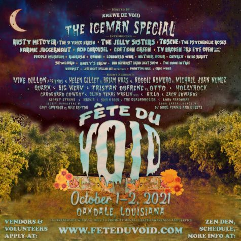 Music, art, and wellness festival 'Fȇte du Void' runs this October in Oaksdale, Louisiana