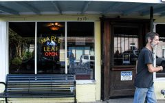 The Maple Leaf Bar was one of the first venues to enforce entry restrictions.