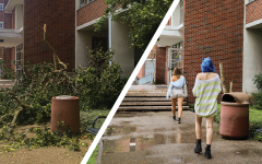 Navigation to Story: Students react to return to campus after Hurricane Ida