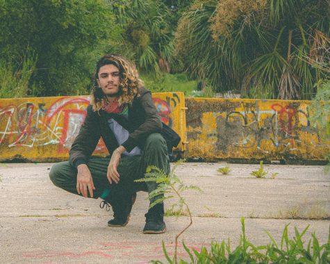 Self-portrait taken by Jawdat Tinawi.
