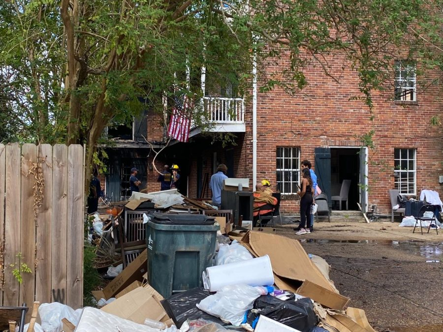A fire took place at the home of several Loyola students on Friday, Oct. 15.